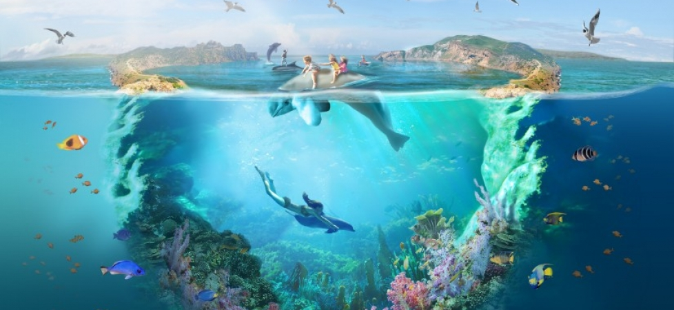 Laguna for Anapas dolphinarium