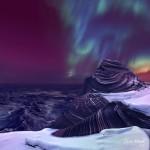 Фиолетовый холм