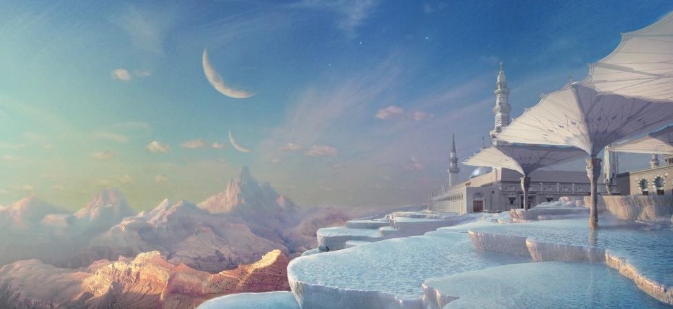 Prince of Persia - the Salt city