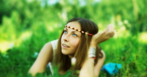 I wanna be a hippie!