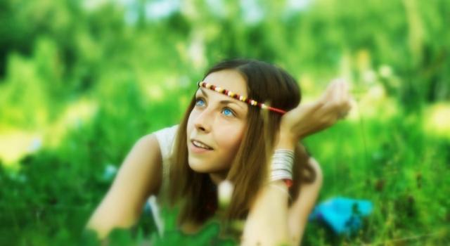 Как я стала хиппи - втреча детей цветов